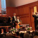Оркестр «Вена-Берлин» дал концерт на Фестивале Мстислава Ростроповича