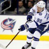 Гол и пас Наместникова в дебютном матче помогли «Рейнджерс» обыграть «Ванкувер» в НХЛ