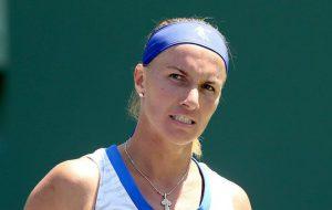 Светлана Кузнецова поднялась на одну строчку в рейтинге WTA и занимает 18-е место