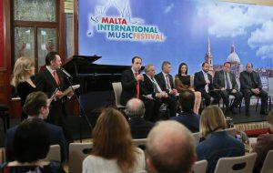 Первые новости Мальтийского международного музыкального фестиваля