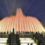 """""""Волшебный фонтан"""" в Барселоне открывает сезон"""