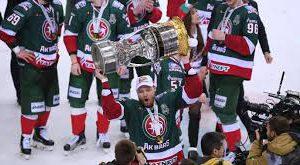 «Ак Барс» — обладатель Кубка Гагарина. Пять слагаемых чемпионства