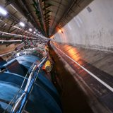 Большой адронный коллайдер «пробудился» после зимней спячк