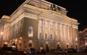 В Санкт-Петербурге выступили артисты Словенского Национального театра Марибора