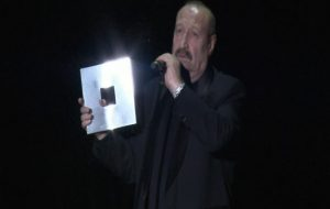 В столице вручили премию «Белый квадрат»