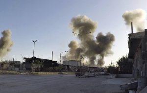 Небензя: Постановочный характер инцидента в Сирии не вызывает сомнения
