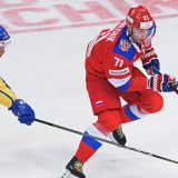Сборная России по хоккею впервые сыграет матч Евротура в Ярославле