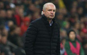 Шалимов отправлен в отставку с поста главного тренера ФК «Краснодар
