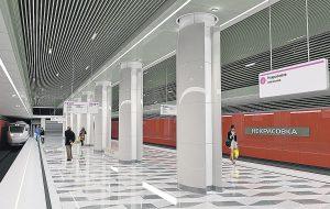 В Санкт-Петербурге новые станции метро оформят панелями с 3D-анимацией