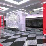 Новую станцию московского метро оформят в виде читального зала библиотеки