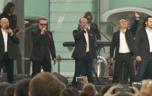 На столичных вокзалах прошли праздничные концерты в честь Дня Победы