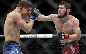 Первый в истории турнир UFC в России пройдет в Москве 15 сентября