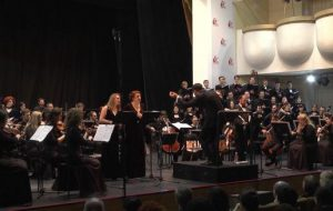 Концерт памяти жертв трагедии в Кемерове состоялся в Москве