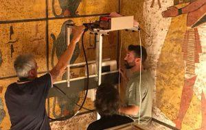 В гробнице Тутанхамона не нашли тайных комнат