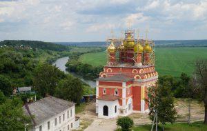 В Тульской области реставрируют ансамбль Белёвского Спасо-Преображенского монастыря