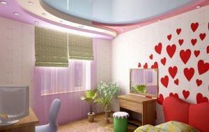 Подбор обоев в детскую комнату
