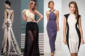 Самые стильные фасоны платьев
