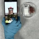 NFC-метка для смартфона распознает испорченную еду