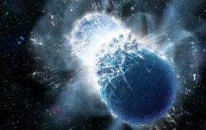 Короткие гамма-всплески сопровождают слияния нейтронных звезд, выяснили ученые