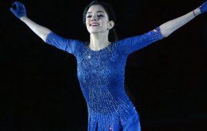 Евгения Медведева: я раскрыла глаза. Мне понравилось