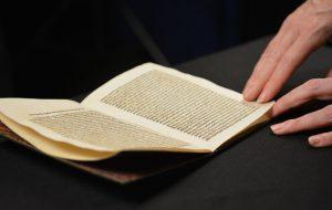 Письма Христофора Колумба возвращаются в библиотеку Каталонии