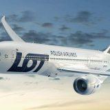 LOT открыла рейсы в Домодедово