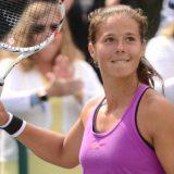 Касаткина вышла в четвертьфинал турнира в Истбурне