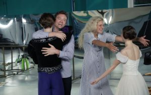 Съемки третьего сезона «Большого балета» в самом разгаре
