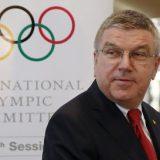Бах заявил о готовности МОК вернуть Россию в состав комитета