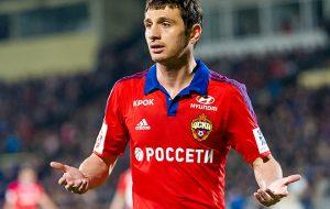 Дзагоев покинул поле в начале матча за Суперкубок из-за травмы