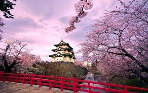 Турпоток в Японию бьёт рекорды