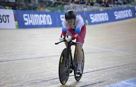 Велогонщица Шмелева выиграла золото на чемпионате Европы в Глазго