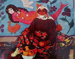 В Москве покажут работы Мариам Асламазян