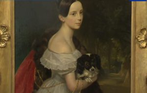 В неизвестной девушке на картине Карла Брюллова опознали дочь Николая I