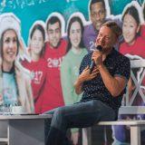 Дмитрий Харатьян посетил молодежный форум «Таврида»