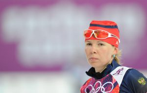 Российская биатлонистка Шумилова выступила за сборную Молдавии