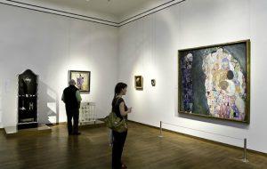 Новая выставка в Музее Леопольда посвящена венскому модерну