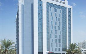 Hilton открыл первый отель Hampton в Дубае