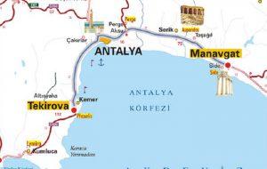 Недалеко от Анталии произошло землетрясение