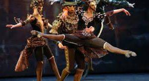 В Башкирском театре оперы и балета зовут «На футбол!»