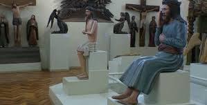 Скульптуру «Сидящий Спаситель» из собрания Пермской галереи покажут в Ватикане