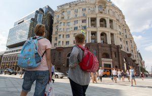 Российские туристы все чаще путешествуют без багажа
