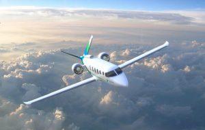 Американский гибридный самолет получит вертолетный двигатель