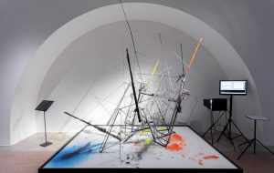 В Музее современного искусства показали выставку «Демоны в машине»
