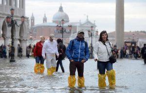 Туроператоры: подтопление в Венеции не нарушило планы туристов