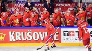 Сборная России победила Финляндию в матче Кубка Карьяла