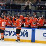 """Хоккеисты Амура """"Амур"""" прервал серию из четырех поражений в КХЛ"""