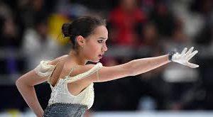 Загитова с мировым рекордом победила в короткой программе
