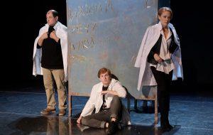 В МХТ имени Чехова покажут спектакль «Офелия боится воды»