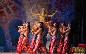 Спектаклем «Баядерка» японской труппы Noism открывается фестиваль «Дягилев. P.S.»